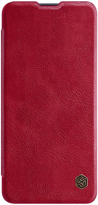 Nillkin pouzdro Qin Book pro Samsung Galaxy A31, červená