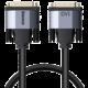 BASEUS kabel Enjoyment Series DVI - DVI, 2m, šedá