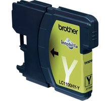 Brother LC-1100HYY, yellow - LC1100HYY