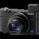 Sony Cybershot DSC-RX100M6, černá