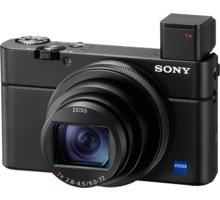 Sony Cybershot DSC-RX100M6, černá - DSCRX100M6.CE3 + Jupio NP-BX1 (with infochip) akumulátor pro Sony v hodnotě 699 Kč