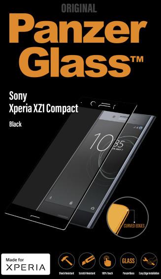 PanzerGlass Premium pro Sony Xperia XZ1 Compact, černé