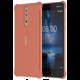 Nokia 8 Soft Touch pouzdro, měděná