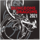 Kalendář 2021 - Dungeons & Dragons