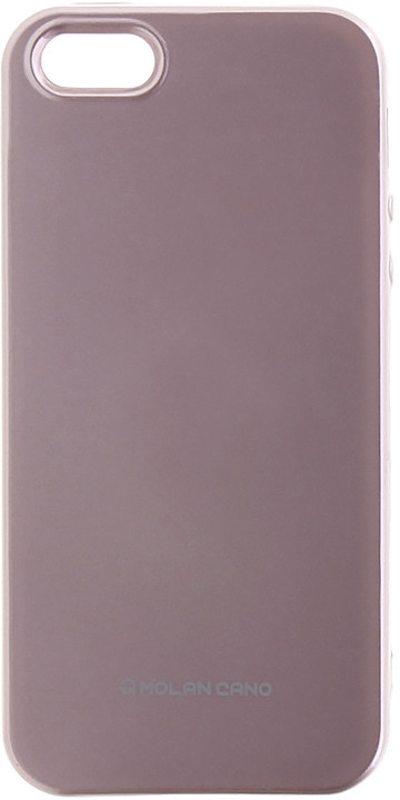 Molan Cano Jelly TPU Pouzdro pro Huawei P9 Lite Mini, růžově zlatá