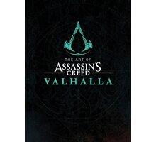Kniha The Art Assassins Creed: Valhalla (EN)