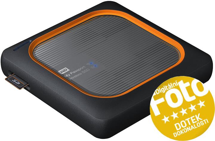 WD My Passport Wireless SSD - 1TB
