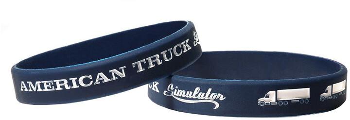 Náramek American Truck Simulator - Logo