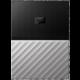 WD My Passport Ultra Metal - 1TB, Black/Grey