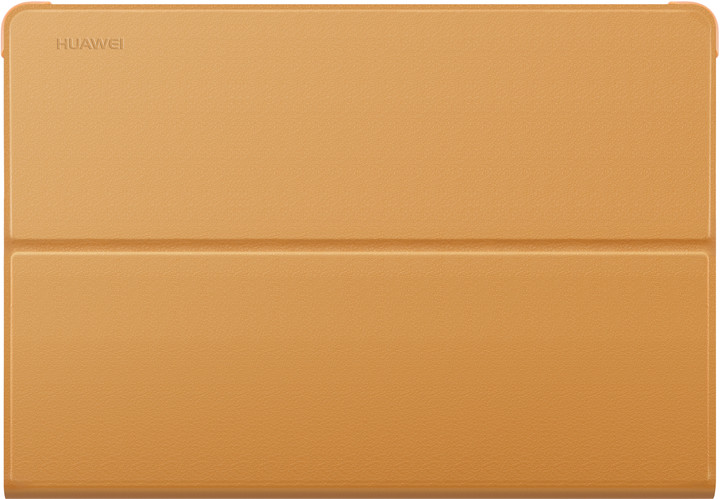 Huawei Original Flip pouzdro pro MediaPad M3 Lite 10.0 (EU Blister), hnědá