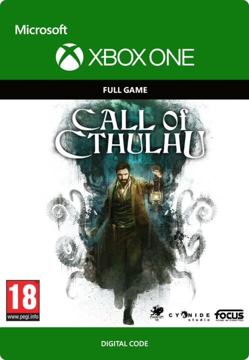 Call of Cthulhu (Xbox ONE) - elektronicky