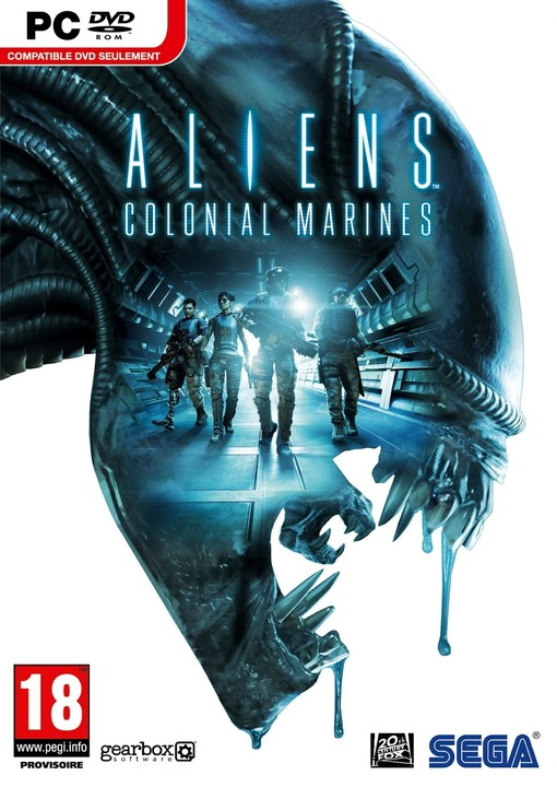 Aliens: Colonial Marines - limitovaná edice (PC)