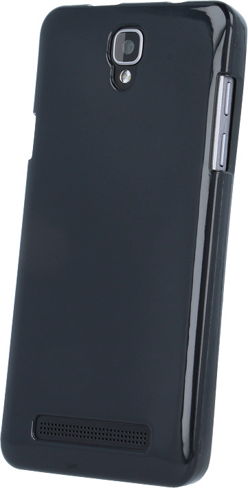 myPhone silikonové pouzdro pro PRIME PLUS, černá
