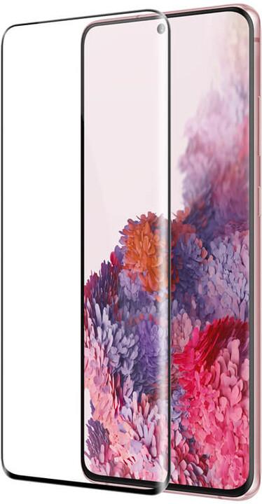 Nillkin tvrzené sklo DS+ MAX Diamond Jade pro Samsung Galaxy S20, 3D, černá