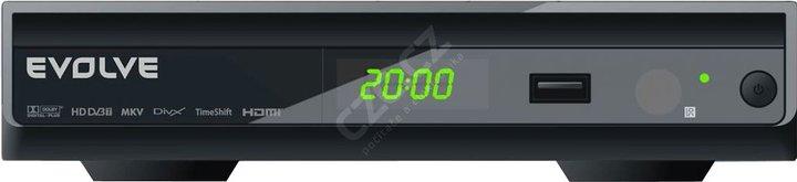 Evolveo Galaxy (USB, DivX, MKV, TimeShift)