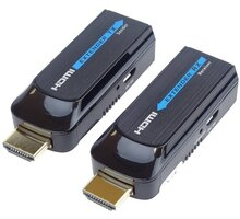 PremiumCord HDMI FULL HD extender na 50m přes 1x Cat6 - khext50-7