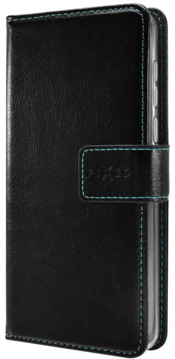 FIXED Opus pouzdro typu kniha pro Nokia 7, černé