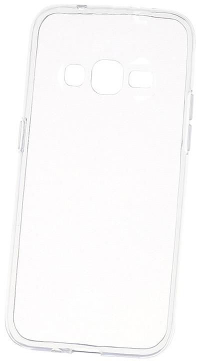 CELLY Gelskin pouzdro pro Samsung Galaxy J2, bezbarvé