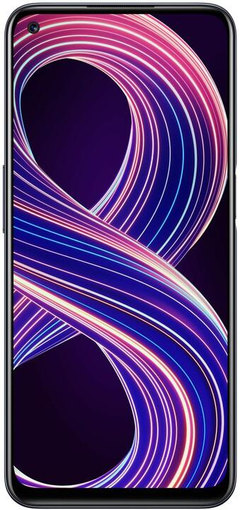 realme 8 5G, 4GB/64GB, Supersonic Black
