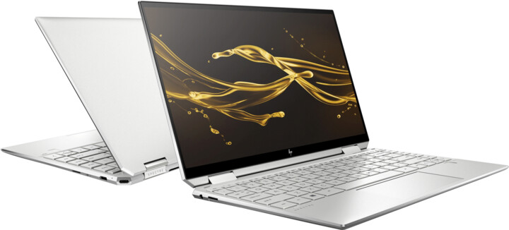 HP Spectre 13 x360-aw0110nc, stříbrná + ON Site záruka