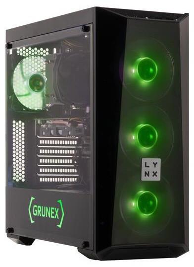 LYNX Grunex Super UltraGamer 2019, černá