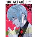 Komiks Tokijský ghúl: re, 4.díl, manga