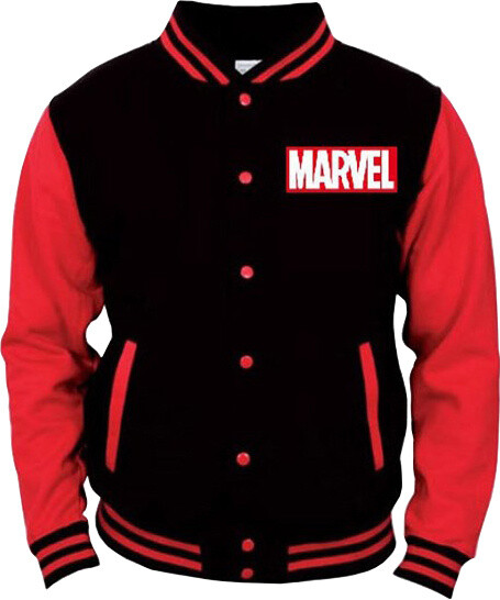Bunda Marvel - College Jacket (XXL)