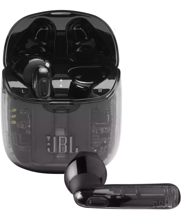 JBL Tune 225TWS, ghost černá