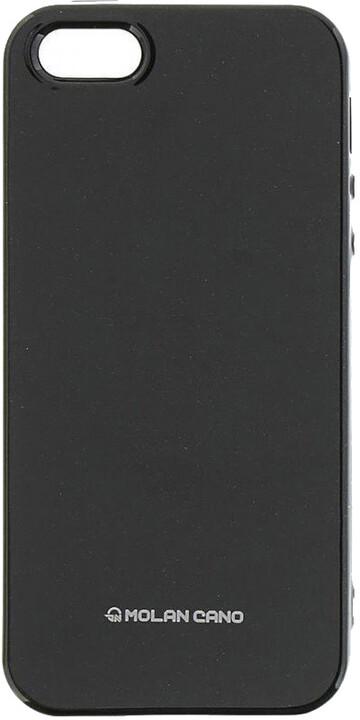 Molan Cano Jelly TPU Pouzdro pro Xiaomi Redmi S2, černá
