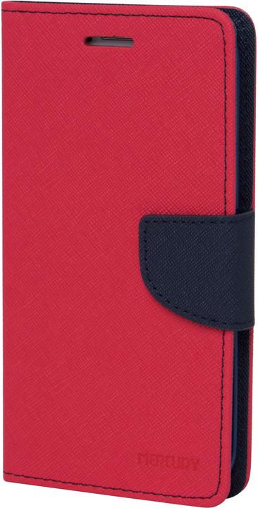 EPICO FLIP CASE ochranné pouzdro pro Samsung Galaxy S7 Edge, tmavě růžové