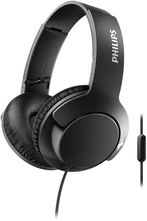 Philips SHL3175, černá