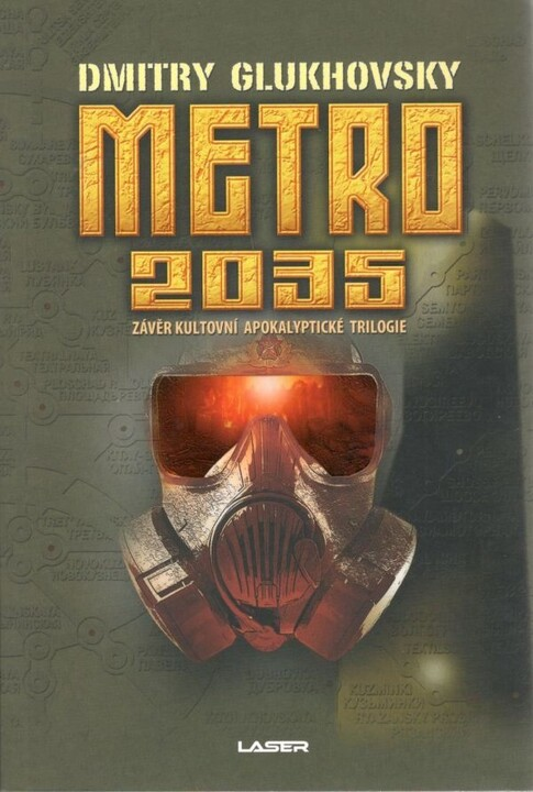 Kniha Metro 2035