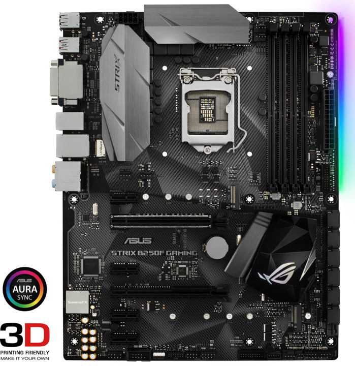 ASUS ROG STRIX B250F GAMING - Intel B250