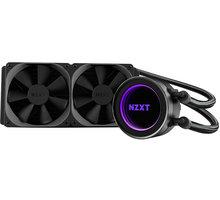 NZXT Kraken X52, komplet vodního chlazení CPU