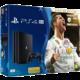PlayStation 4 Pro, 1TB, černá + FIFA 18 Ronaldo Edition  + PlayStation Magazín v ceně 100 Kč