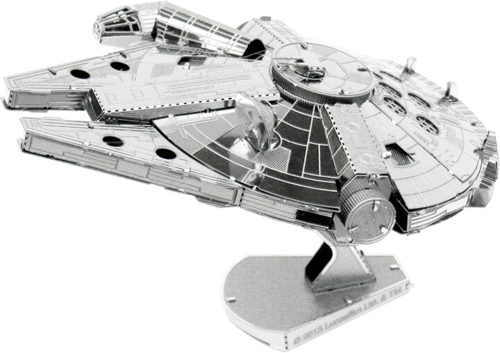 Metal Earth Star Wars - kovový model Millennium Falcon