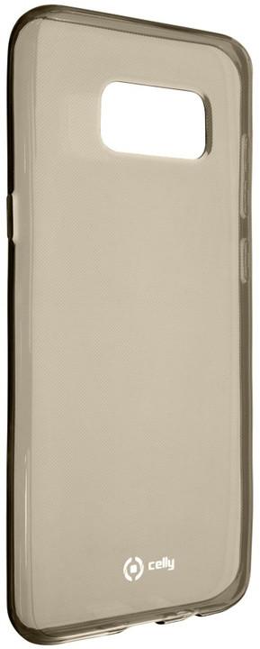 CELLY Gelskin pouzdro pro Samsung Galaxy S8 Plus, černé