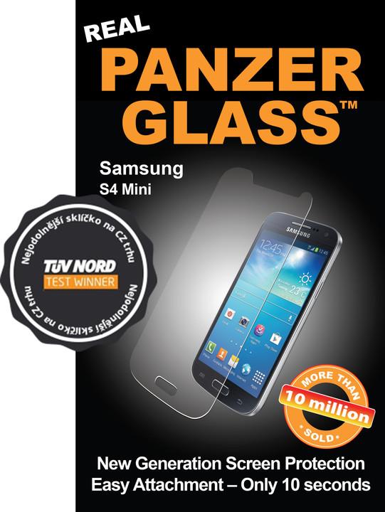 PanzerGlass ochranné sklo na displej pro Samsung Galaxy S4 mini