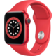 Apple Watch Series 6, 40mm, PRODUCT(RED), PRODUCT(RED) Sport Band O2 TV Sport Pack na 3 měsíce (max. 1x na objednávku)