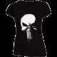Tričko The Punisher - Skull, dámské (S)