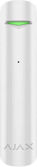 BEDO AJAX GlassProtect - Bezdrátový detektor tříštění skla, bílá