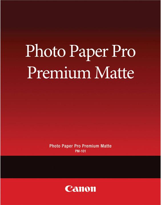 Canon Foto papír PM-101 Premium Matte, A2, 20 ks, 210g/m2, matný