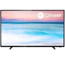 Philips 43PUS6504 - 108cm  + O2 TV s balíčky HBO a Sport Pack na 2 měsíce (max. 1x na objednávku)