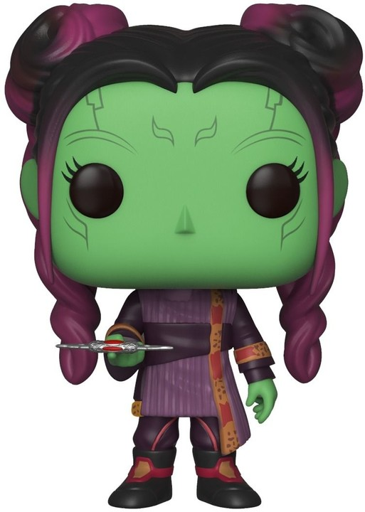 Funko POP! Marvel - Young Gamora with Dagger
