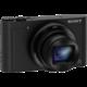 Sony Cybershot DSC-WX500, černá  + 300 Kč na Mall.cz