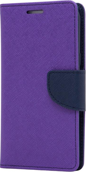 EPICO flipové pouzdro pro Samsung J5, fialové