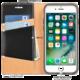 Ringke Signature case pro iPhone 7, brown