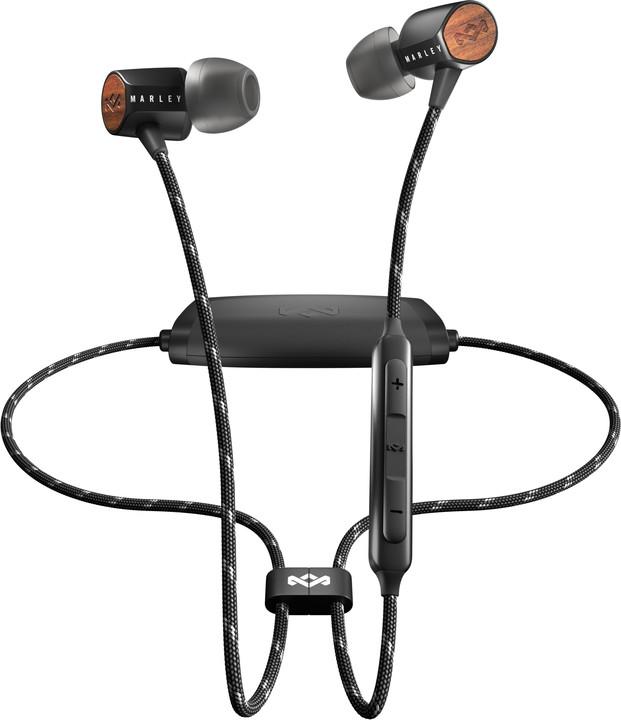 Marley Uplift 2 Wireless BT, černá