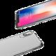 Mcdodo Travel zadní kryt pro Apple iPhone X/XS, stříbrná