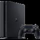 PlayStation 4 Slim, 1TB, černá + FIFA 18 Ronaldo Edition